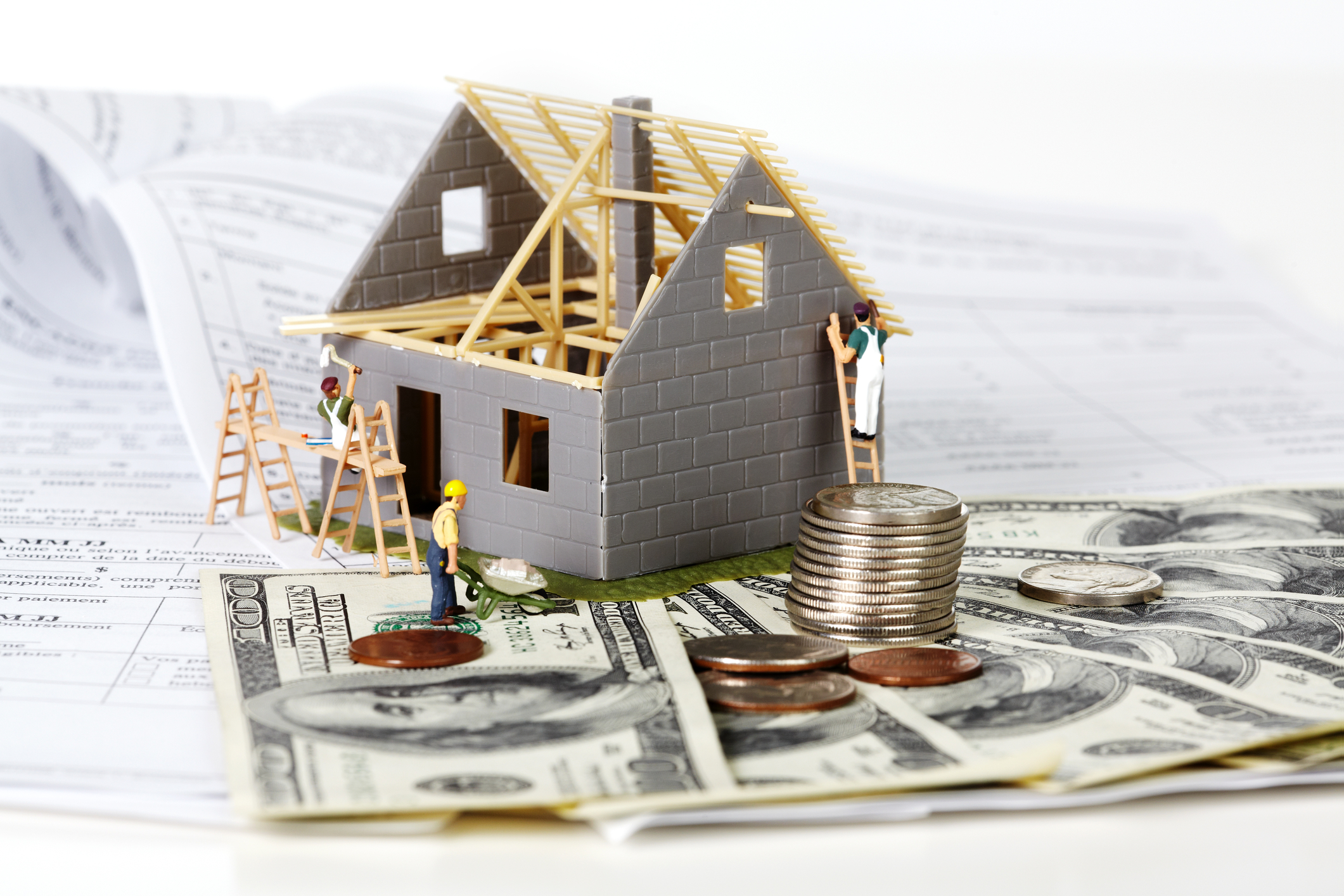 Getting loans for home repairs